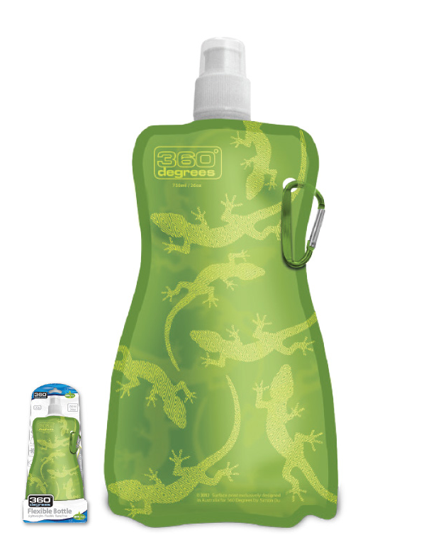 Flexible Drink Bottle (750ml)