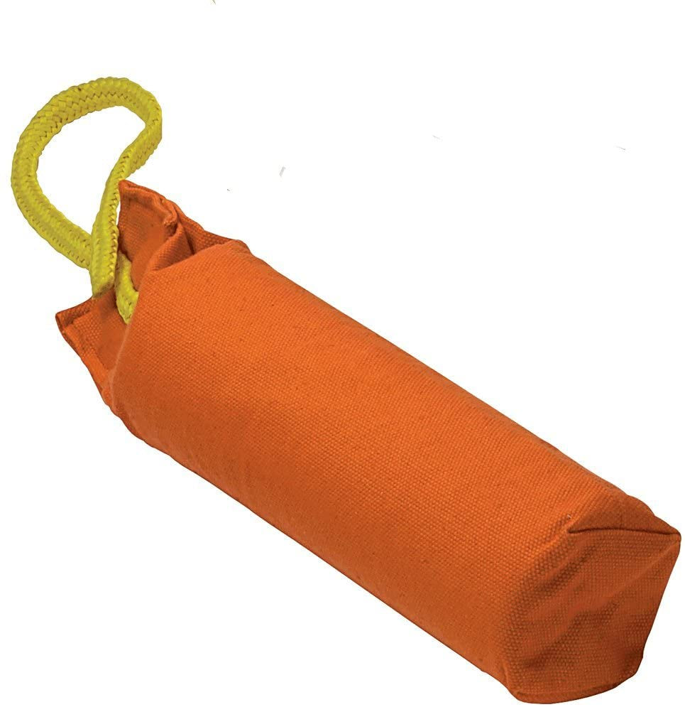 Dokkens Canvas Dog Training Dummy | Orange