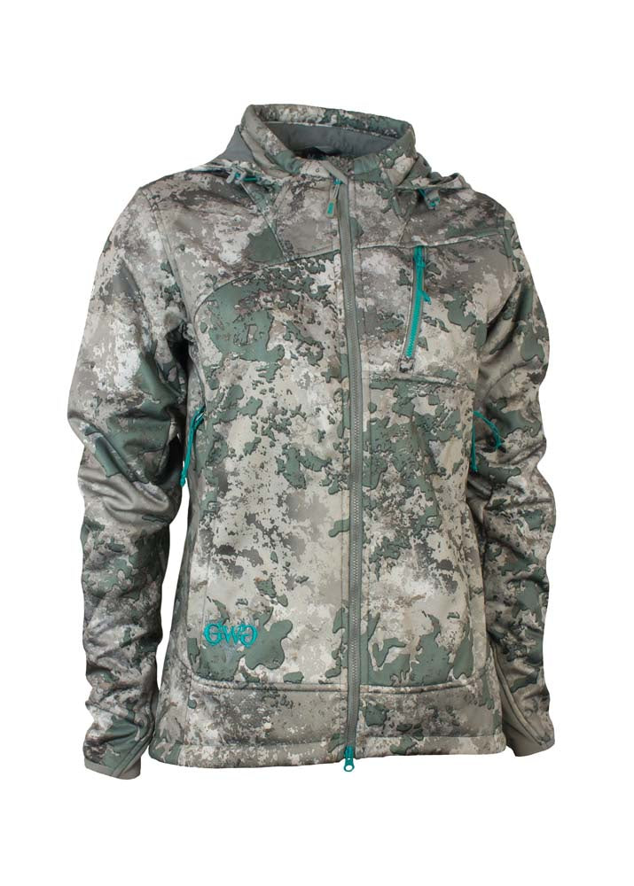 Girls with Guns Artemis 3-Layer Softshell Jacket