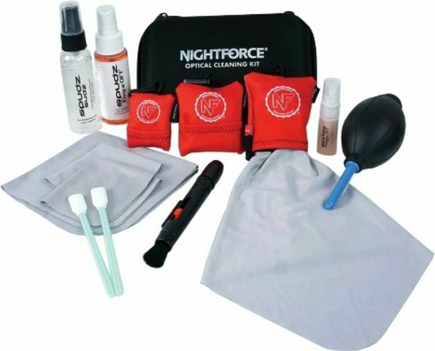 Nightforce Optic care Kit