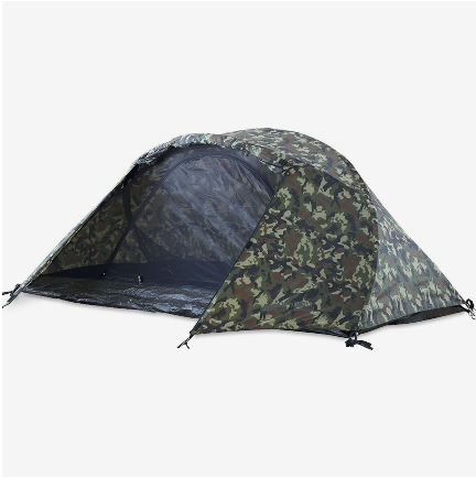 Black Wolf Stealth Mesh Tent | Camo