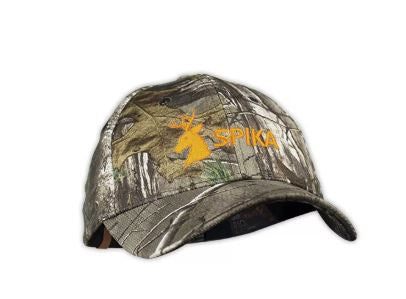 Spika Camouflage Cap | Orange