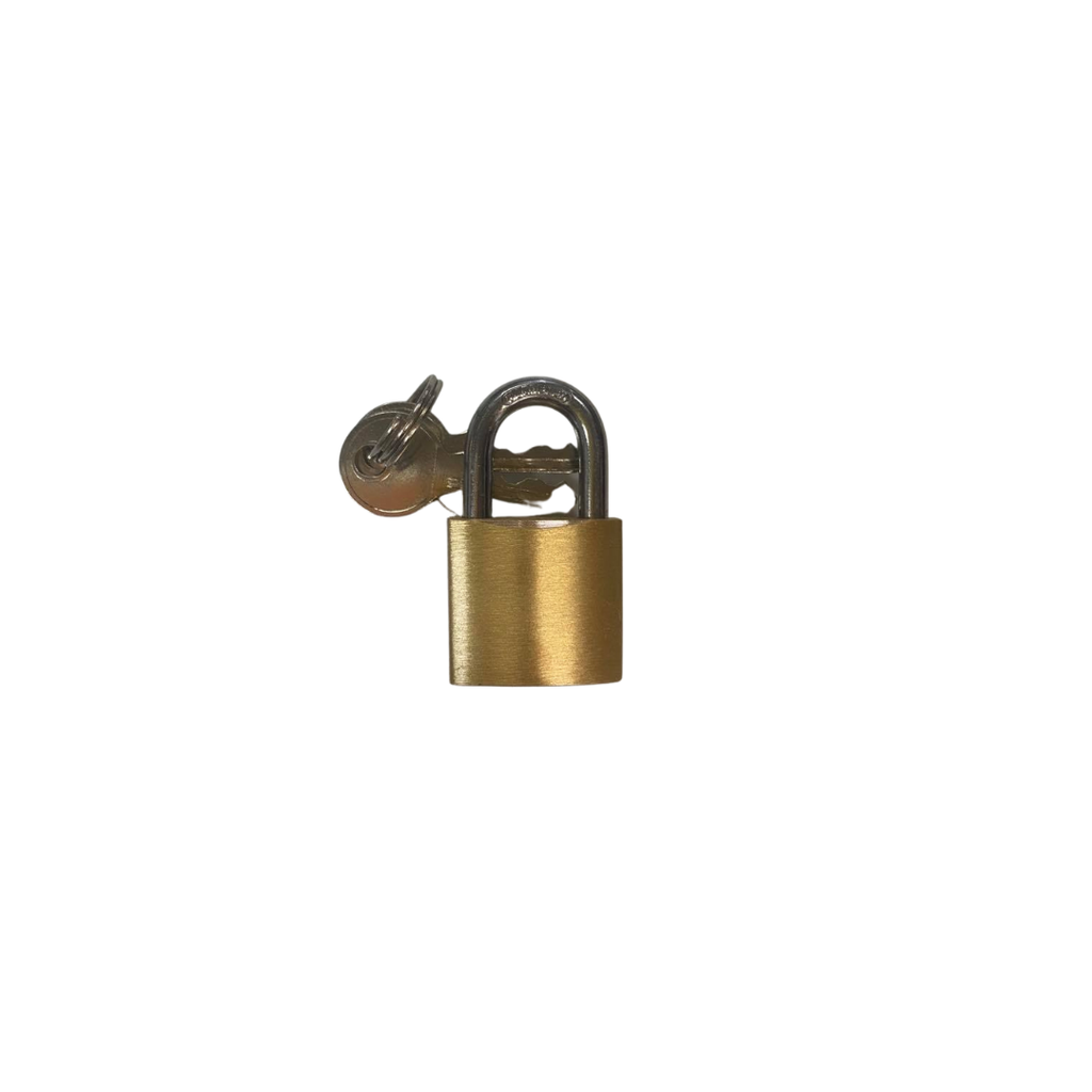 Grizzly Brass Padlock for Ammo Box