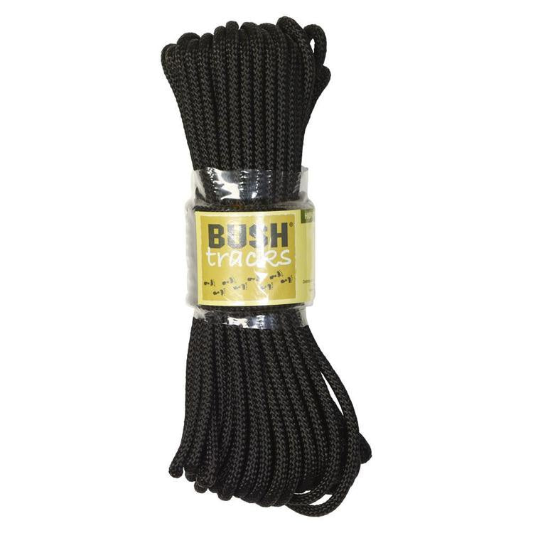 Bush Tracks 15 Metre Rope (Black)