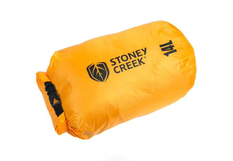 Stoney Creek Dry Bag (14L) | Orange