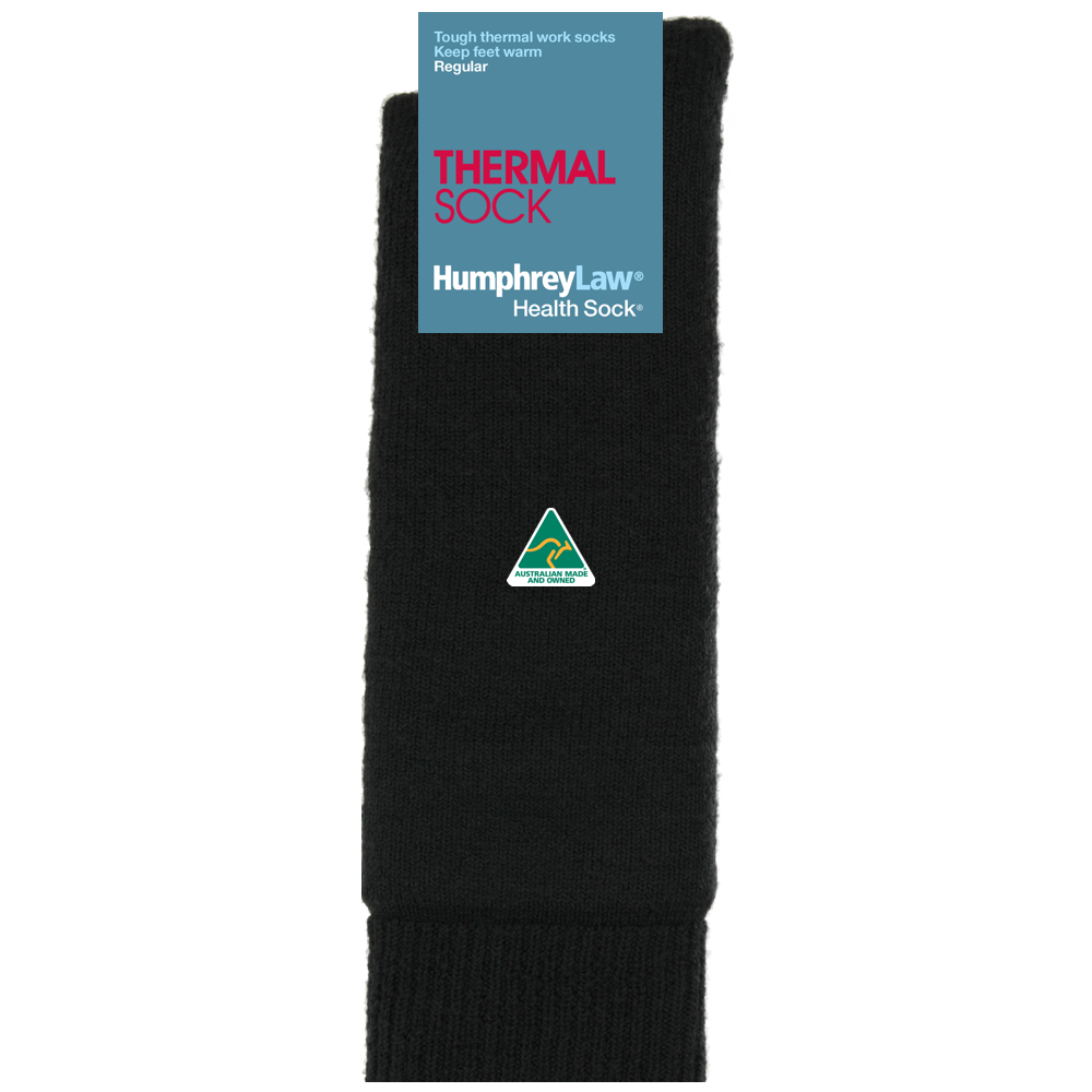 Humphrey Law Thermal Sock | Terry Lined