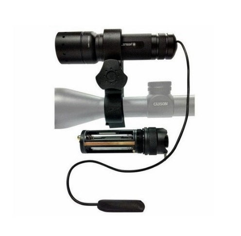 Led Lenser Tail Cap with Remote Switch