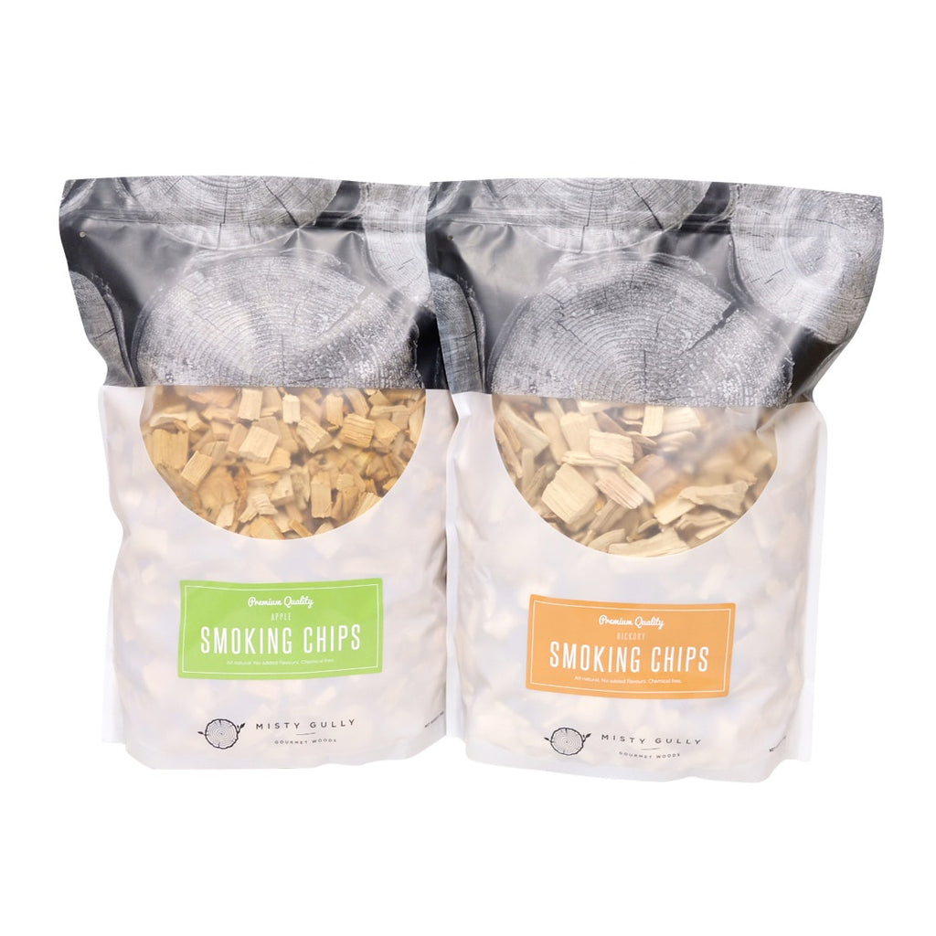Misty Gully Wood Chips (2kg)