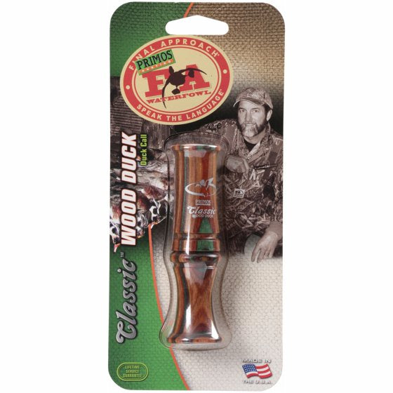 Primos Classic Wood Duck Call