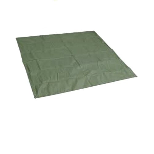 Olive Vinyl Ground Sheet (132cm x 213cm)