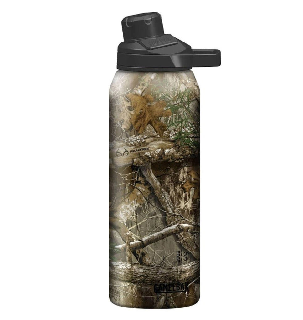 CHUTE® MAG 32oz 1.L Drink Bottle - Realtree Edge