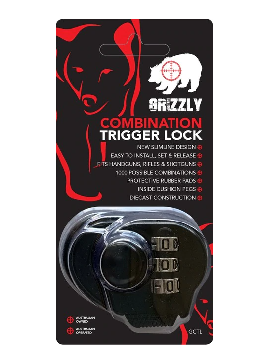 Grizzly Combination Trigger Lock | GCTL