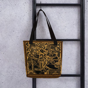 Ancient Wisdom - Tote bag