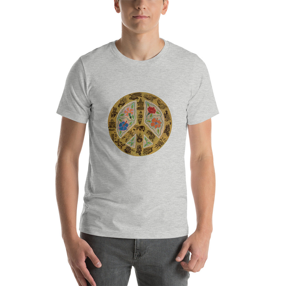 Eco Peace Unisex T-Shirt