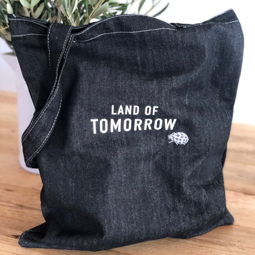 Land of Tomorrow Tote Bag