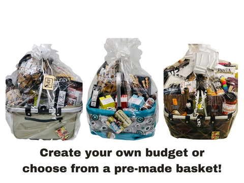 Gift Baskets by Vested Interest Trading in Callander Ontario