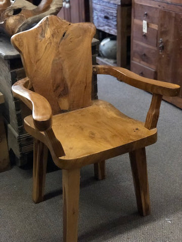 Teak Furniture Chair by Vested Interest Trading in Callander, Ontario