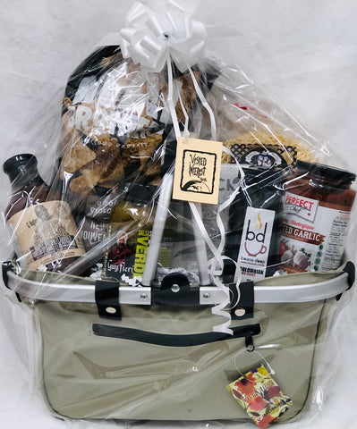 Gift Baskets by Vested Interest Trading in Callander, ON
