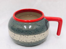 Load image into Gallery viewer, Curling rock  - ceramic coffee mug