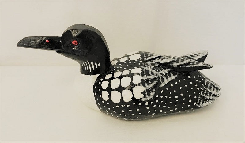 Loon - traditional - 20cm