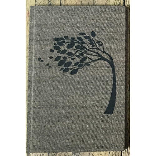Notebook - Windswept Tree - Brown