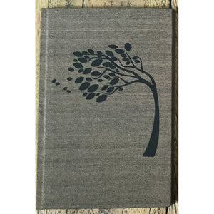 Windswept Tree Notebook