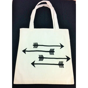 tote bag - Arrows Sidways