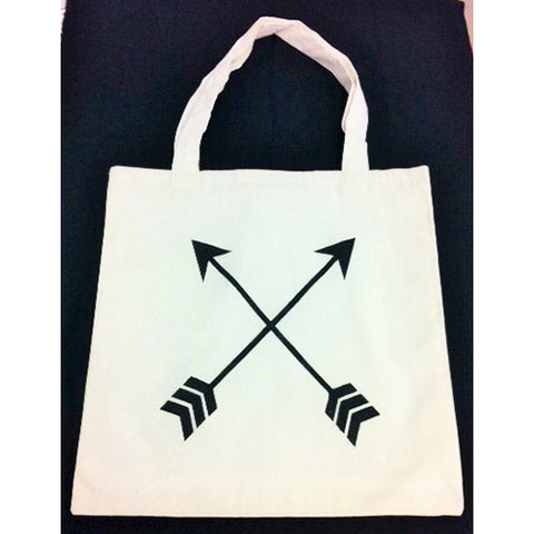 tote bag - Arrows Crossed