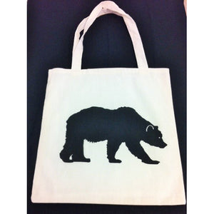 tote bag - Bear