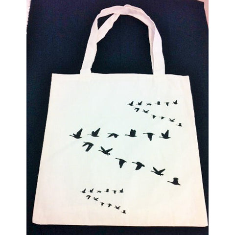 tote bag - Canadian Geese