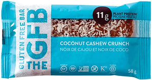 The Gluten Free Bar - Coconut Cashew Crunch