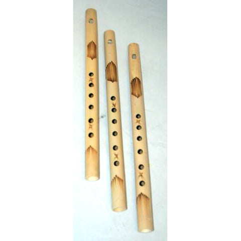Flute - suling - bamboo - 34cm