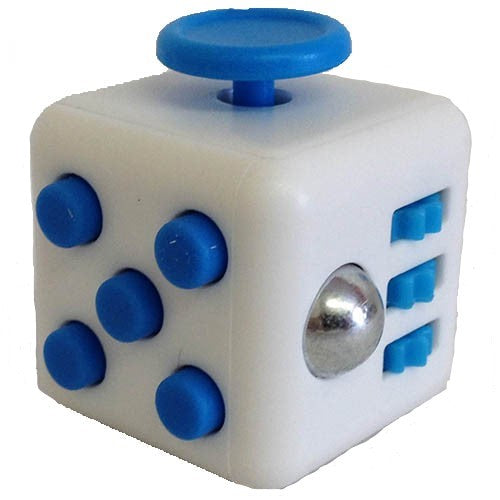 Fidget Switchy Cube