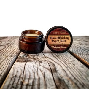 Majestic Steed Beard Balm - 15mL