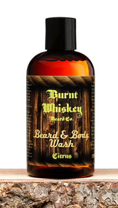 Citrus Beard & Body Wash - 250mL