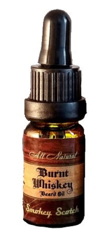 Smokey Scotch Beard Oil - 10mL