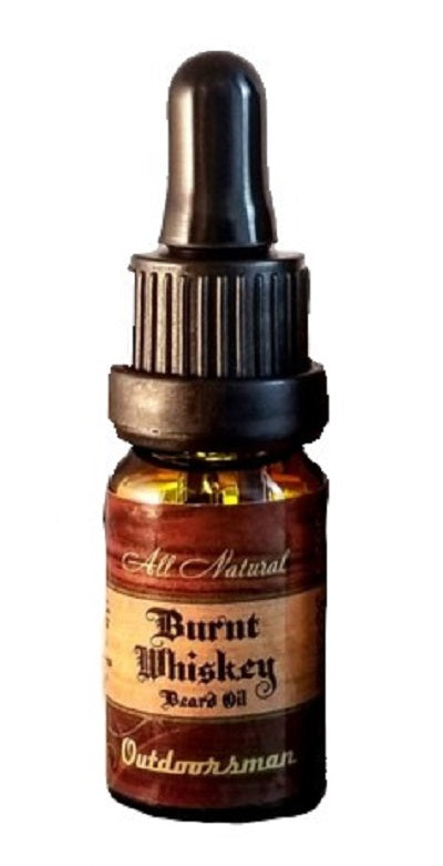 Outdoorsman Beard Oil - 10mL