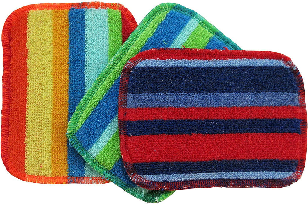 Rainbow Scrubby SET OF 3