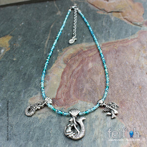 Mermaids Necklace