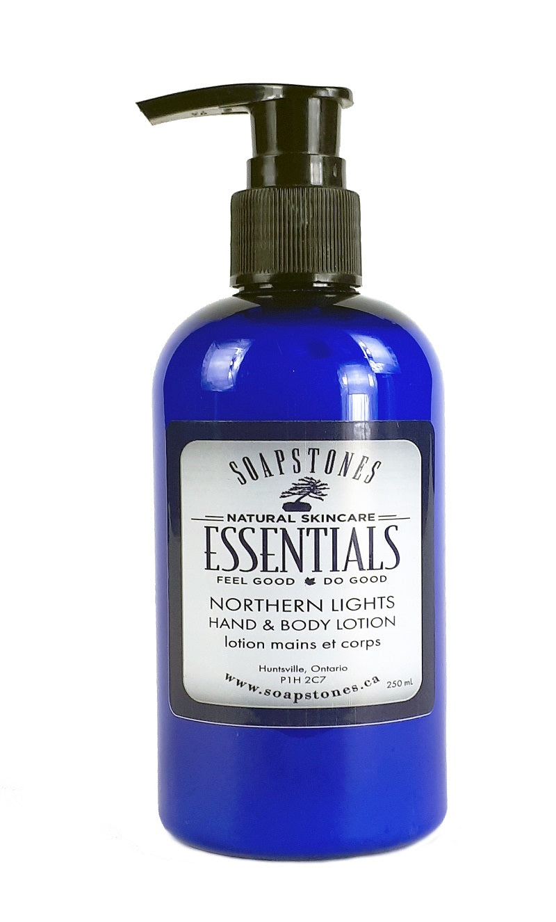 hand & body lotion - northern lights - 250mL