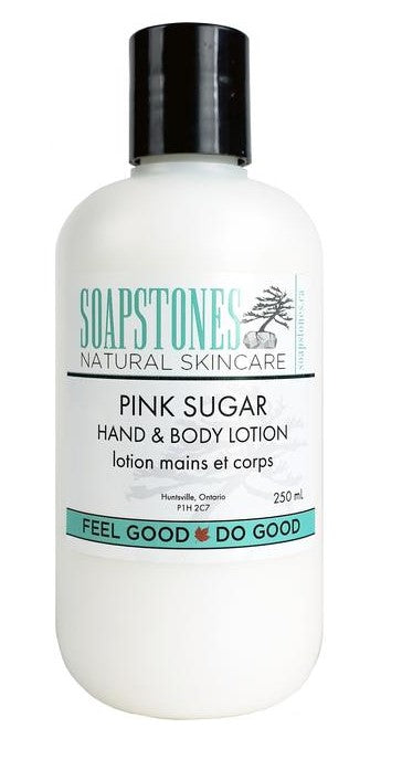 hand & body lotion - pink sugar - 250mL