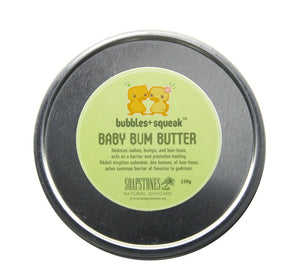baby bum butter - lavender - 250mL