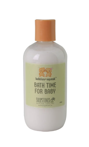bath time for baby - lavender - 250mL