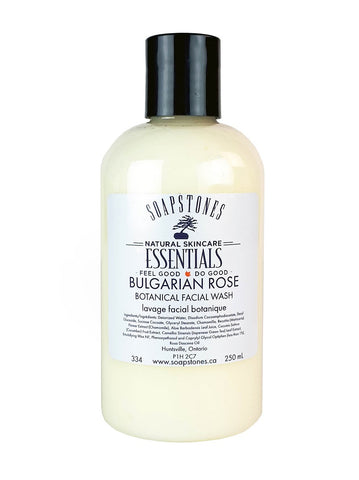 Bulgarian Rose Botanical Face Wash