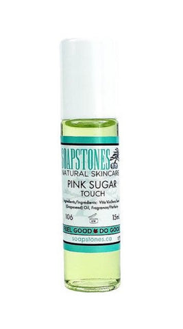 pink sugar touch (roll on) - 15mL