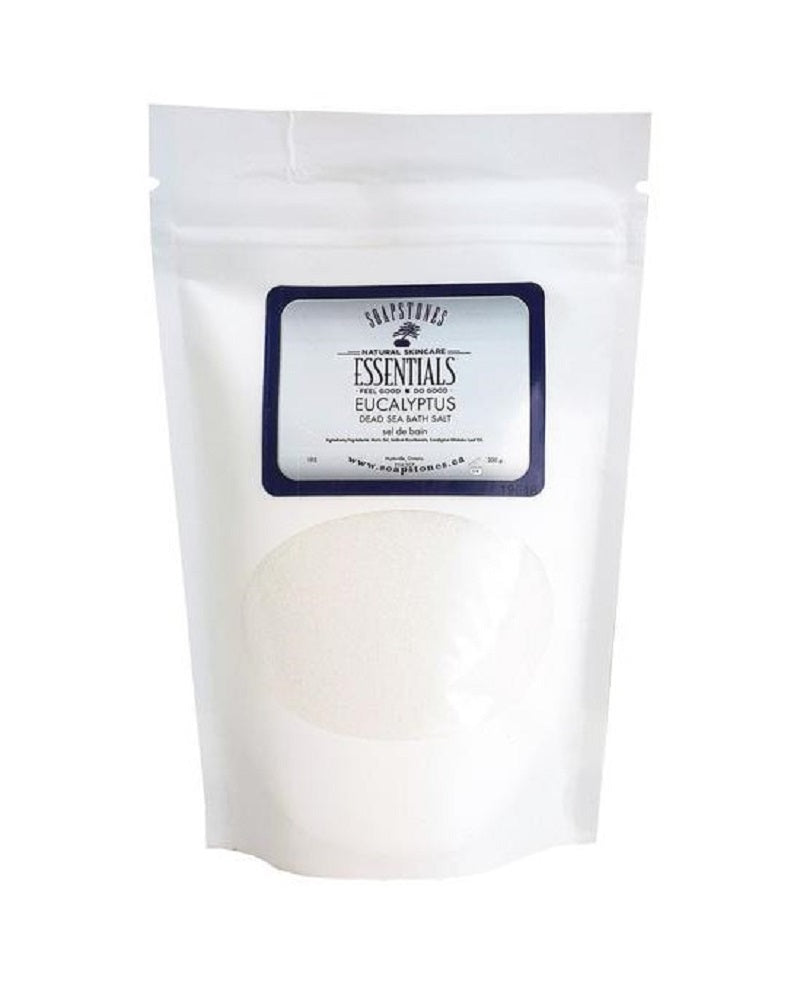 Dead Sea bath salts - eucalyptus - 500g