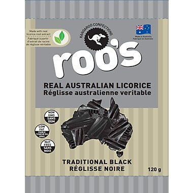 Australian Licorice - Black