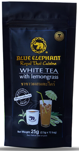 Blue Elephant - white tea