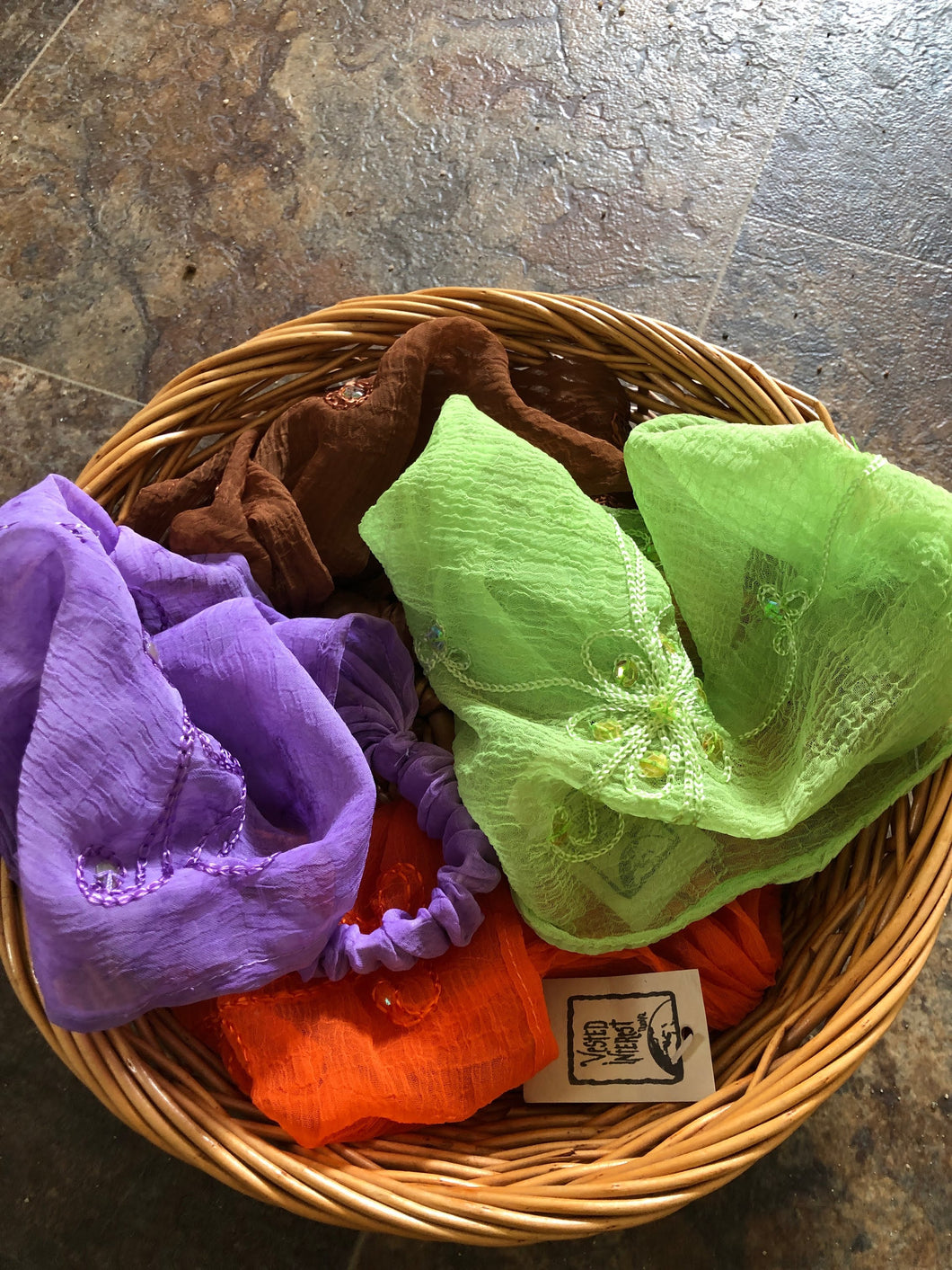 bandana/hairband - assorted colours