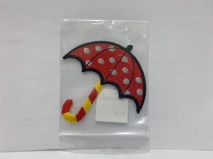 Umbrella Iron on Patch